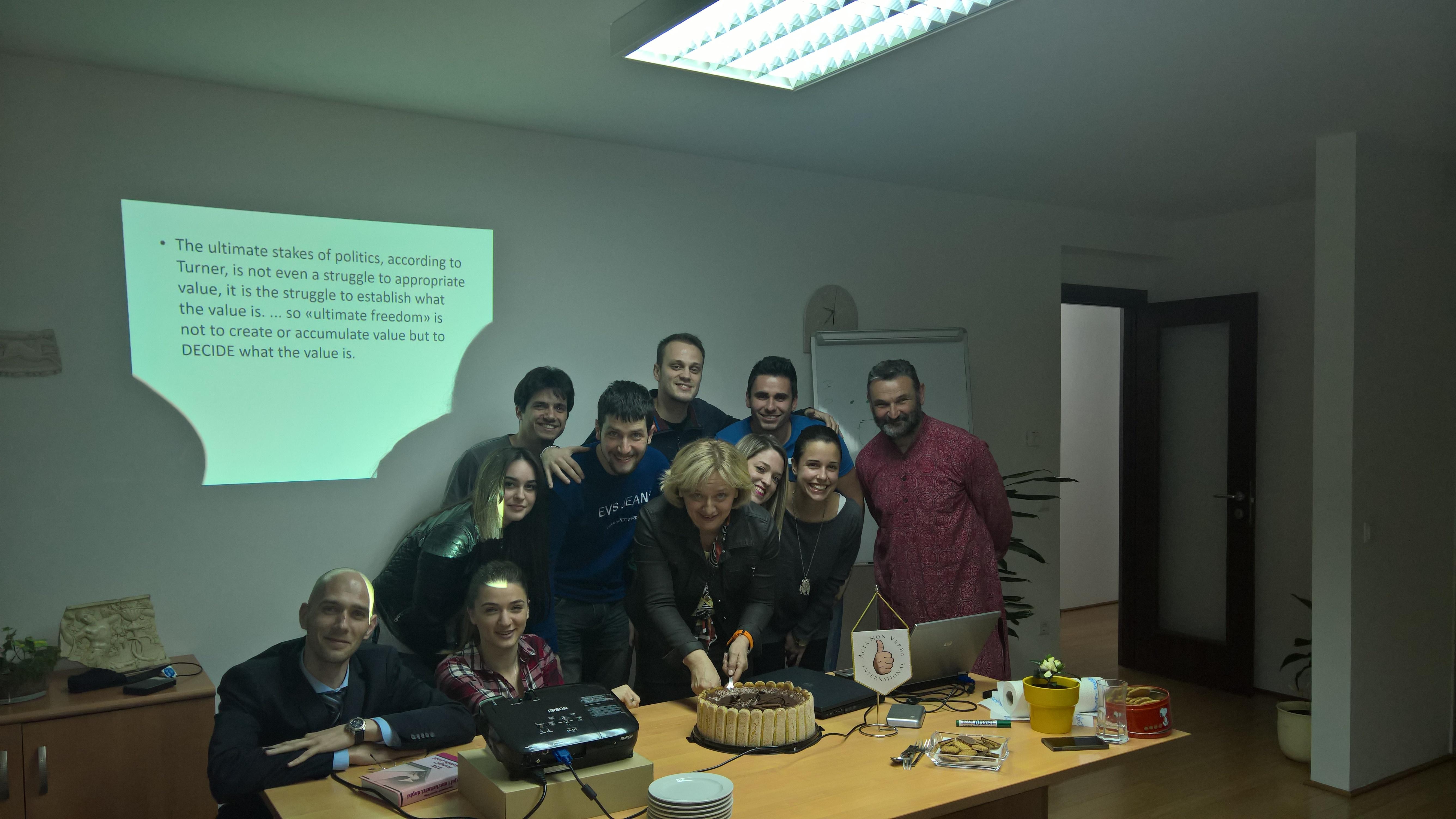 Acta Non Verba & NE.Box meeting